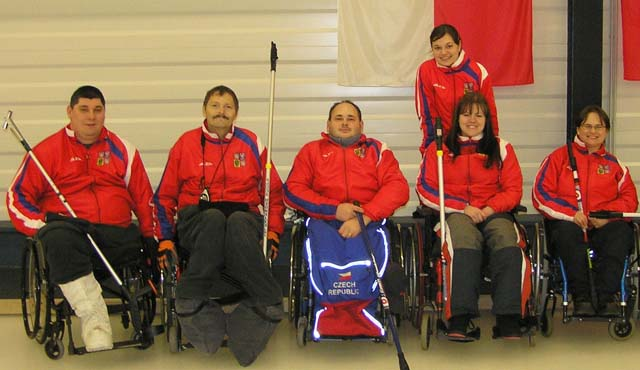 Czech Wheelchair Team